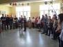 Gimnazjalny konkurs ortograficzny o Złote Pióro Burmistrza